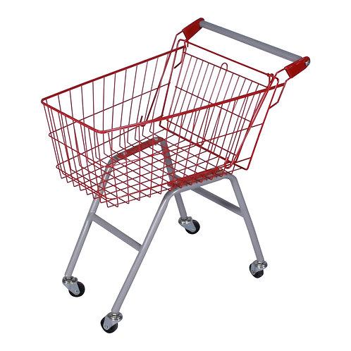 Jude Metal Shopping Cart