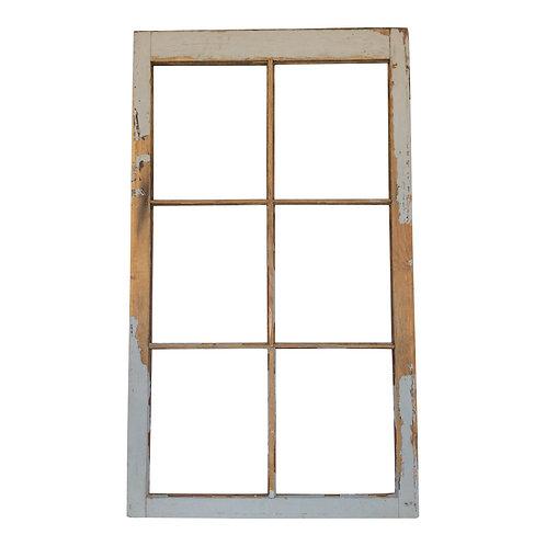 Porter Empty Window Frame
