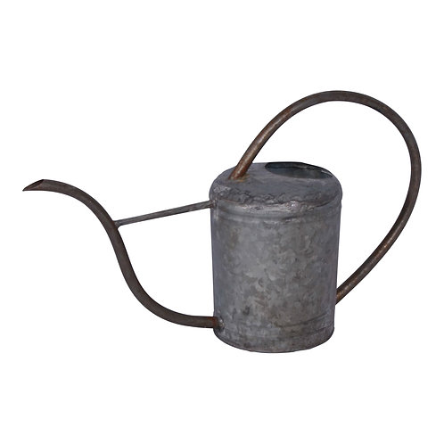 Small Galvanized Watering Can