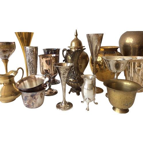 Precious Metals Vessel Collection