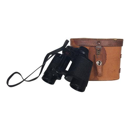 Binoculars & Case