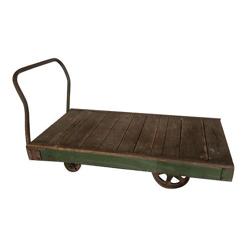 Green Factory Cart