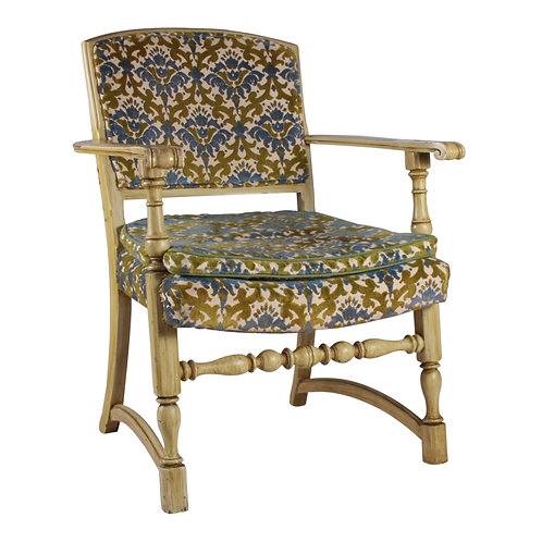 Mayme Floral Armchair