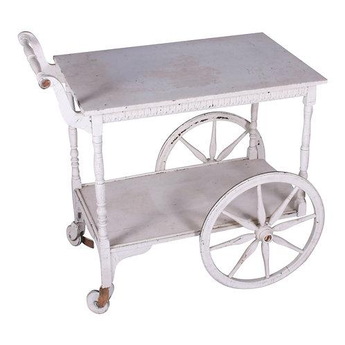Audrey White Cart