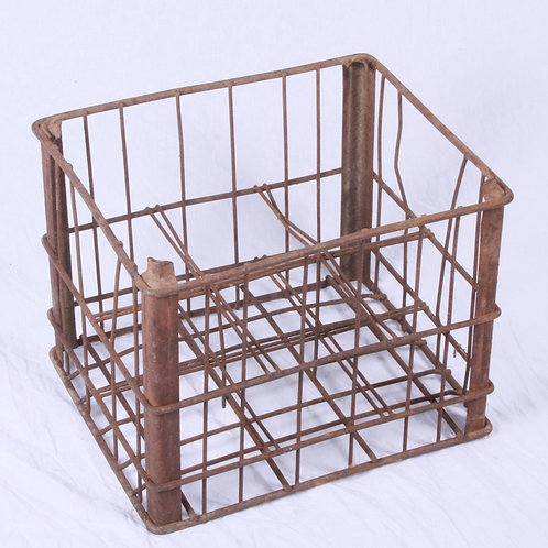 Wire Bottle Crate