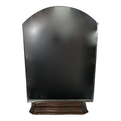 Standing Beveled Dresser Mirror