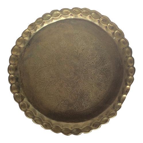 Jafar Brass Tray