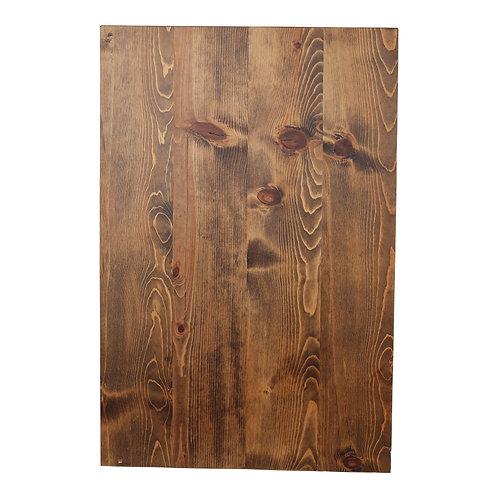 Wood Chalkboard - L
