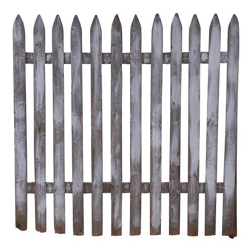 Weston Weathered Fence