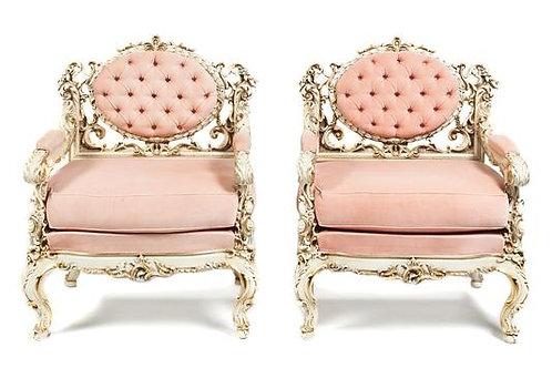 Blush Throne
