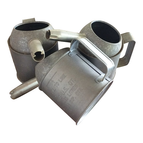 Oil Cans (Set of 3)