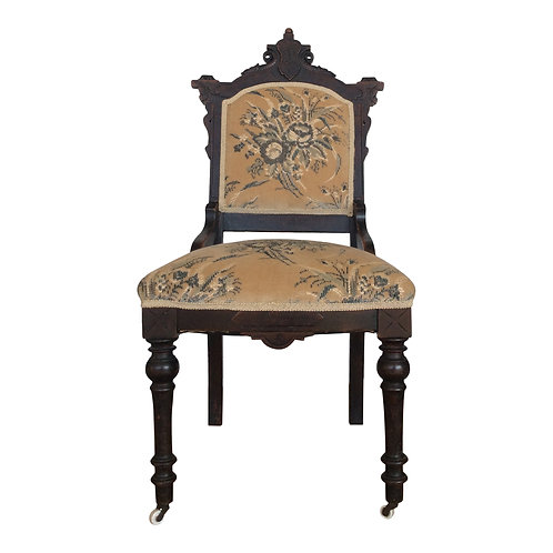 Tabitha Velvet Dining Chair