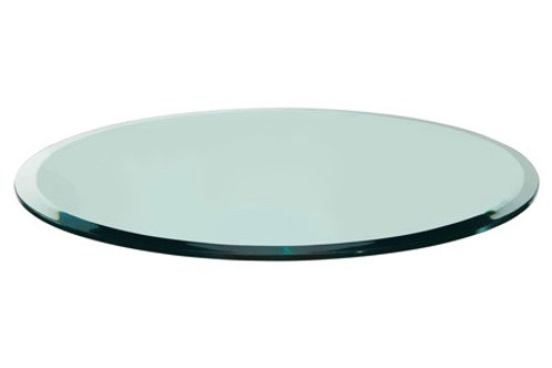 "30"" Round Glass Top"