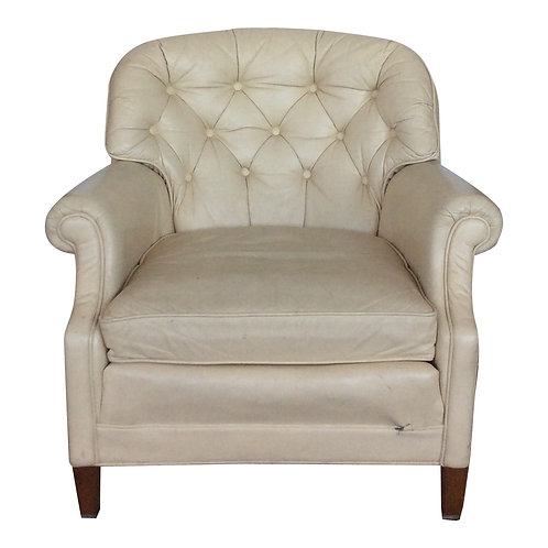 Issy Leather Chair