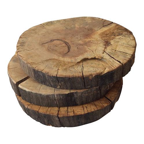 Thick Wood Slice