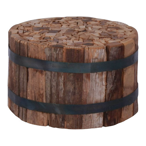 Wood Bundle Riser