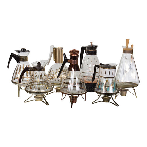 Coffee Carafe & Stand