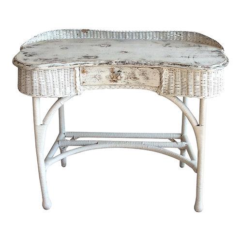 Clara Wicker Table