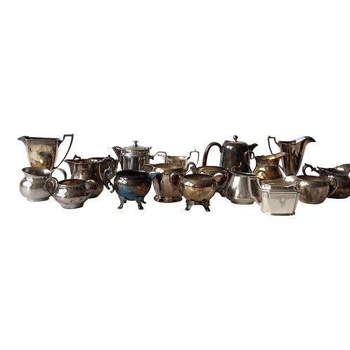 Silver Vessel Collection