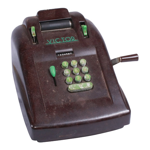 Victor Adding Machine