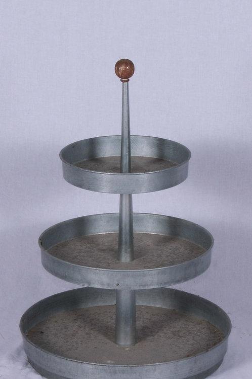 Large Tiered Pedestal Server