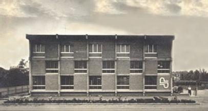 Pavarini Arredamenti nel 1950