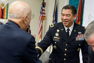 Major General Garrett Yee, U.S. Army