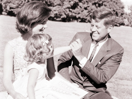 "A Short JFK ""Audio"" Message - re. Children, Joy, Emotional Healing! (click on image for ""message"")"