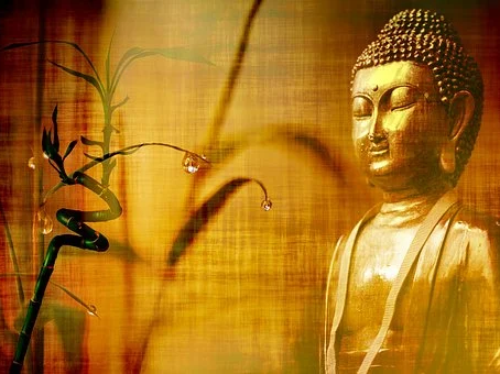 From Buddha: Stay in Your Center