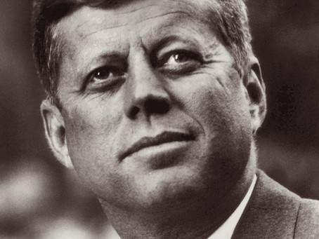 "JFK Message - ""You Were Born Free!"" via Erena Velazquez"