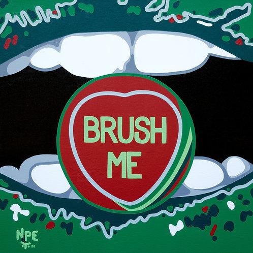 BRUSH ME Fine Art Prints