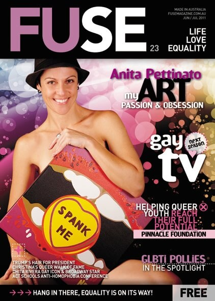 Cover FUSE - June 2011
