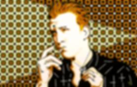 I WANT YOU SO HARD Josh Homme Fine Art Prints For Sale | Pop Rock Artwork by Artist Anita Nevar.
