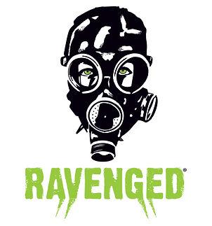 Ravenged | Perverse Stree Merch by Erotic Artist Anita Nevar.