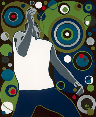 DA FUNK Fine Art Prints For Sale | Contemporary Pop Rock Artwork by Artist Anita Nevar.