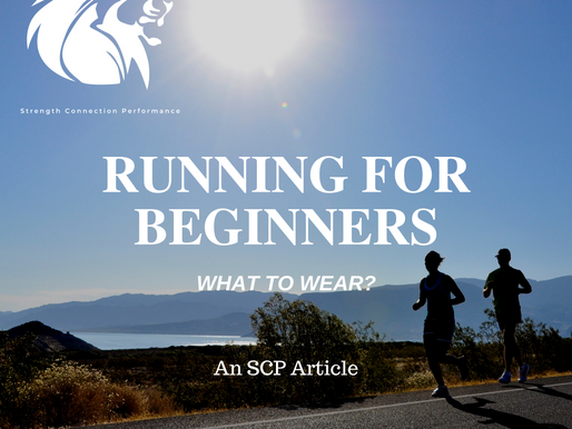 Running For Beginners : What to Wear??