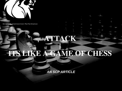 ATTACK | IT'S LIKE A GAME OF CHESS