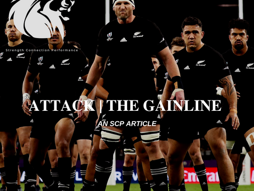 ATTACK | GETTING OVER THE GAINLINE