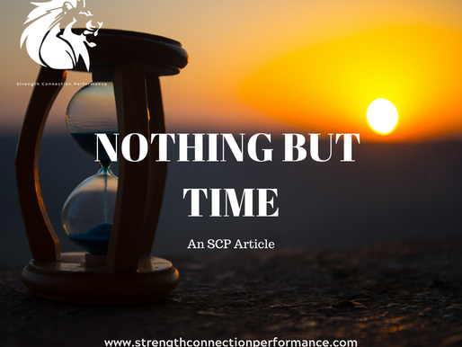 Nothing But Time : Time To Learn