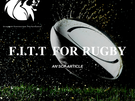 F.I.T.T FOR RUGBY :  AM I READY?