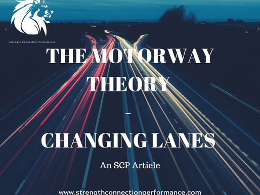 The Motorway Theory : Changing Lanes