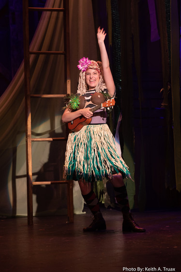 Peter and The Starcatcher - Smee