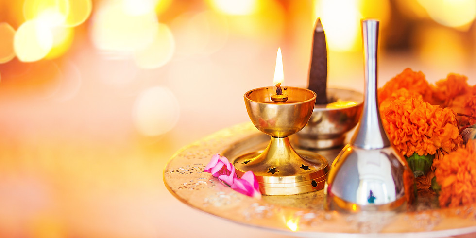 New Year Intensions setting - Meditation, Vision board & Ceremony