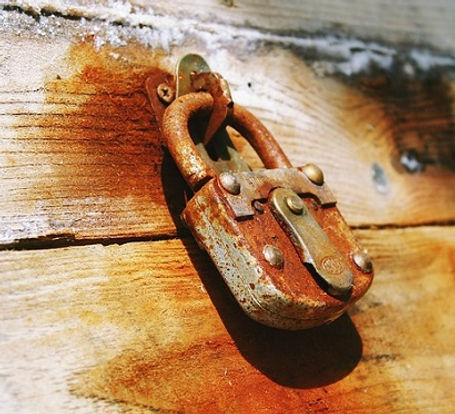 A rustick Lock