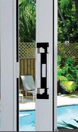 A lock for a Sliding Door