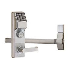 Kaba Simlex Lock with Push Bar