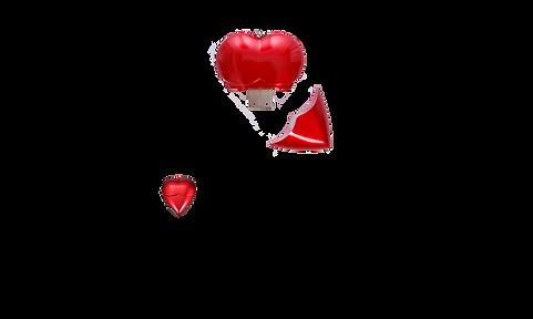 Corazón y Pendrive