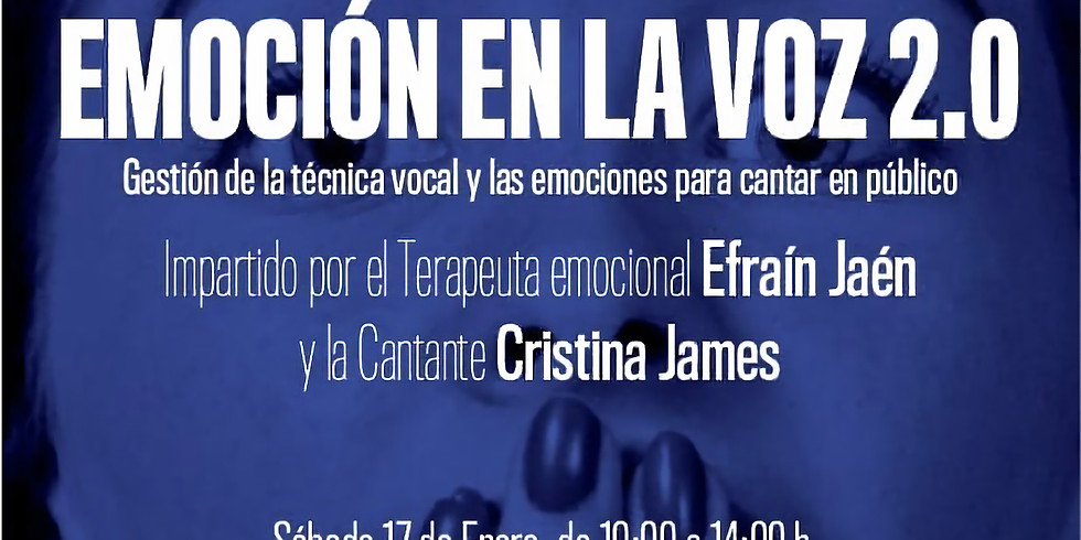 Emoción en la voz 2.0