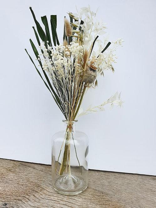 Bouquet Exo + vase