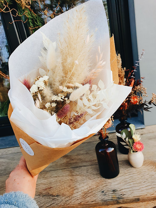 Bouquet MILKA BLANC